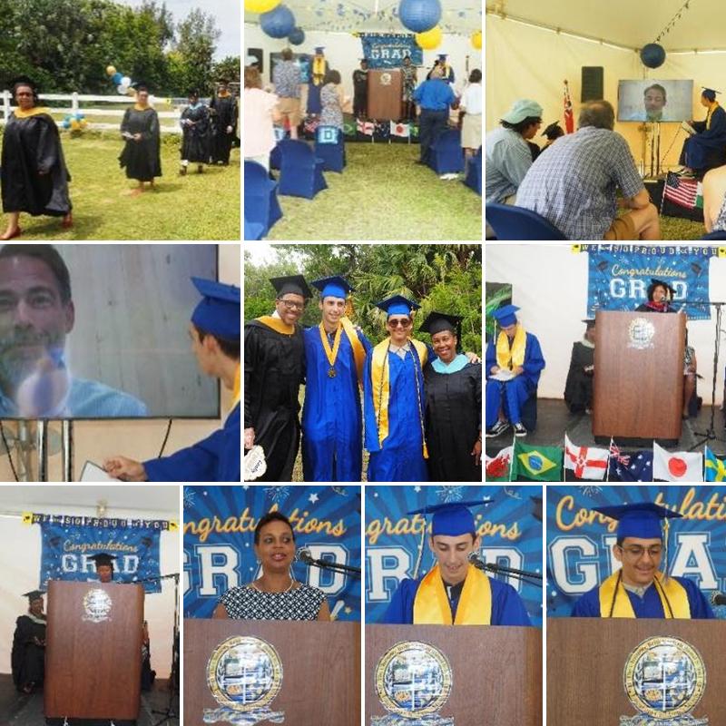 Chatmore Graduation Ceremony Bermuda Sept 2021