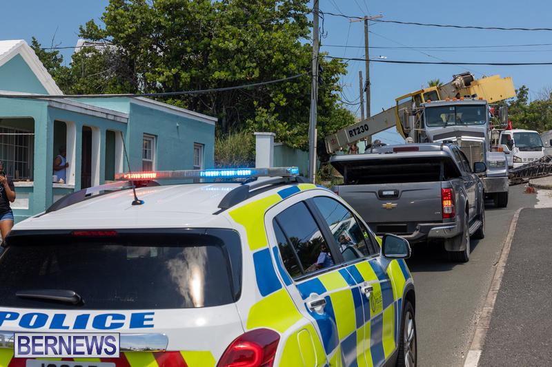 Crane Crashes Bermuda Aug 2021 6