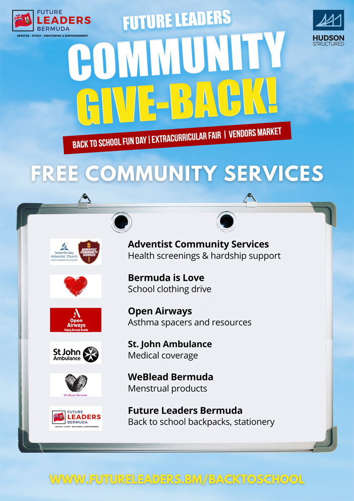 Future Leaders Bermuda Community Give-Back Aug 2021 (3)