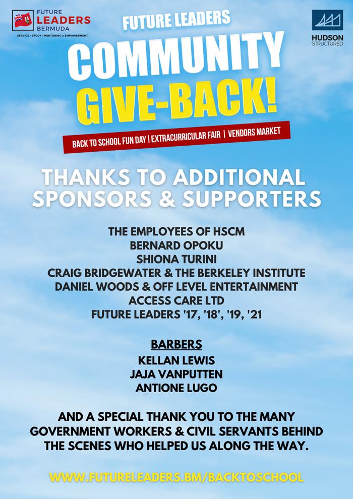 Future Leaders Bermuda Community Give-Back Aug 2021 (5)