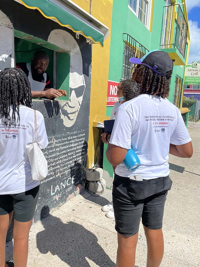 Future Leaders Programme Bermuda Aug 2021 12