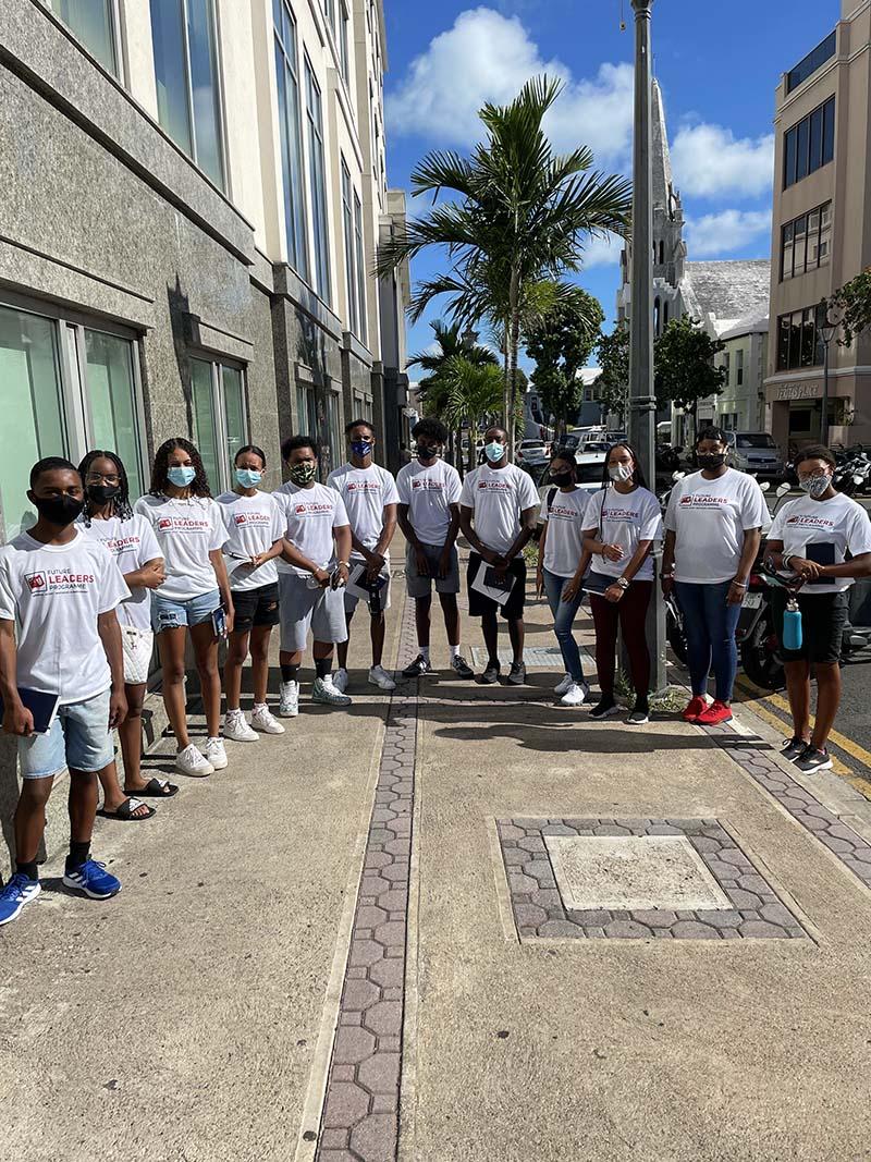 Future Leaders Programme Bermuda Aug 2021 13