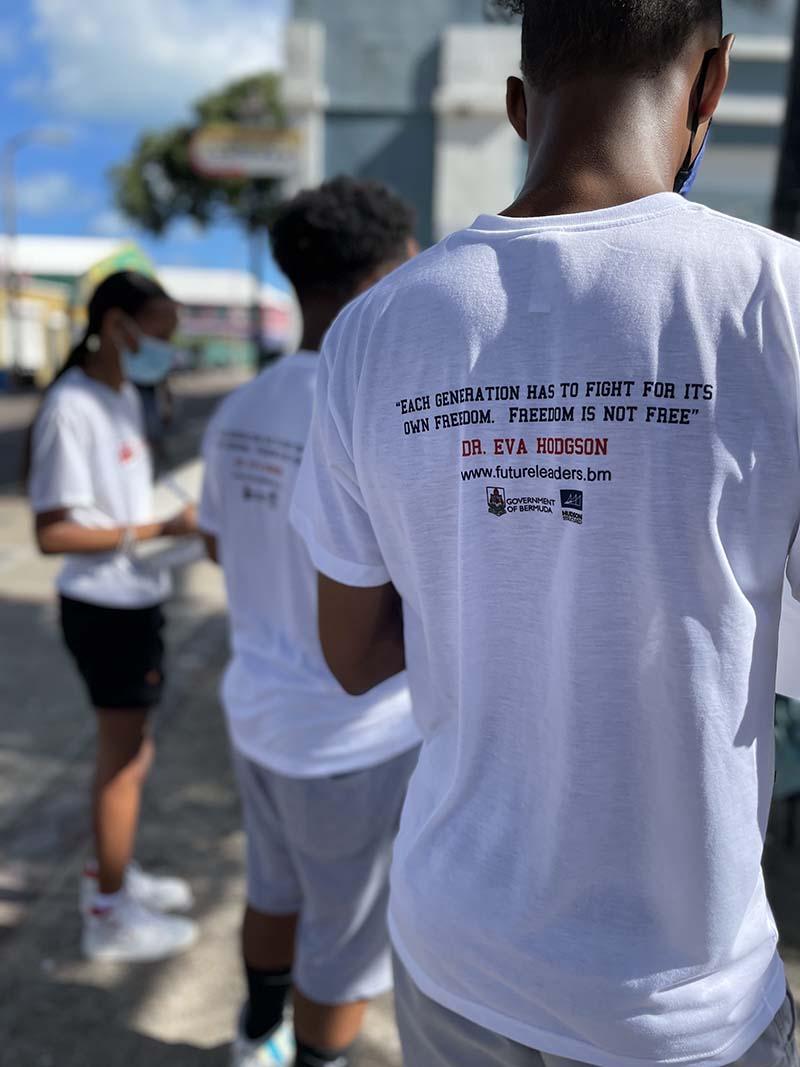 Future Leaders Programme Bermuda Aug 2021 14
