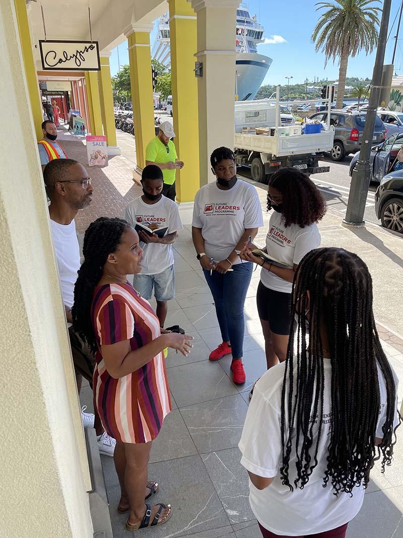 Future Leaders Programme Bermuda Aug 2021 15