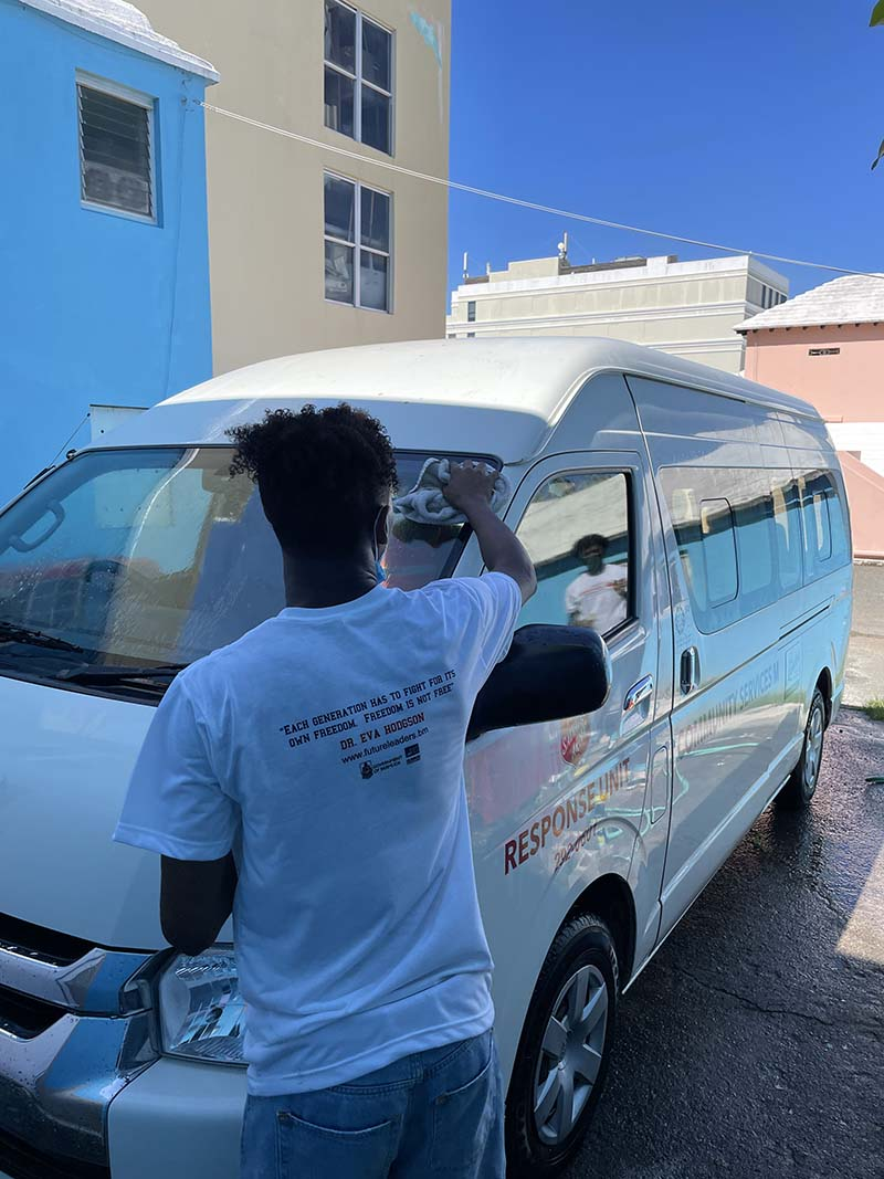 Future Leaders Programme Bermuda Aug 2021 16