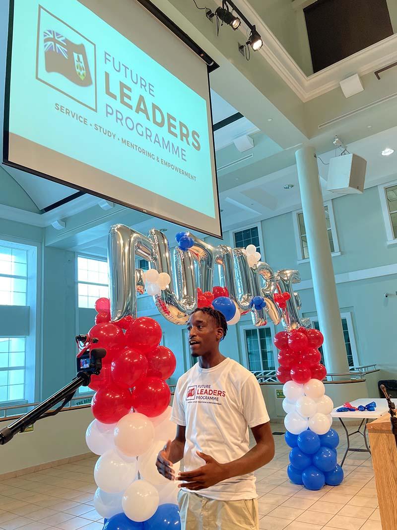 Future Leaders Programme Bermuda Aug 2021 18