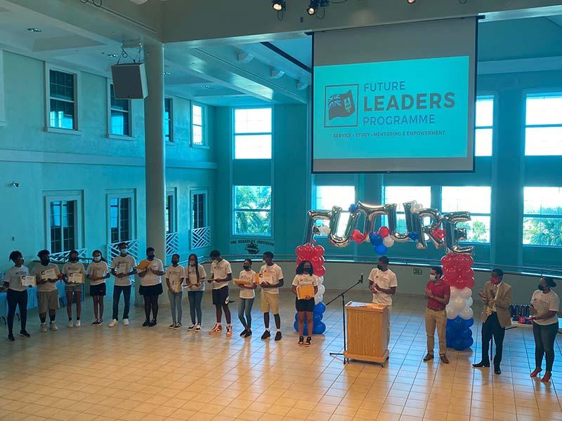 Future Leaders Programme Bermuda Aug 2021 6