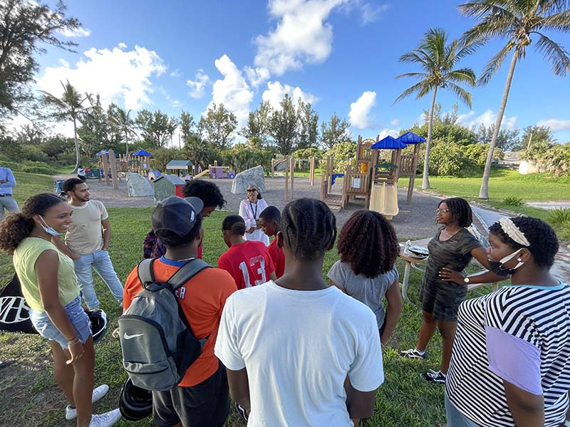 Future Leaders Programme Bermuda Aug 2021 9