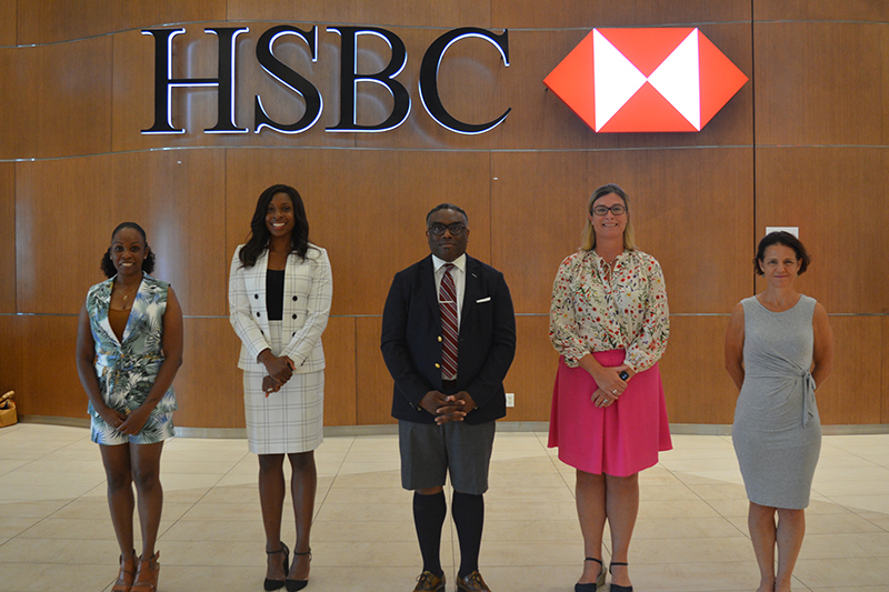 HSBC Bermuda August 16 2021