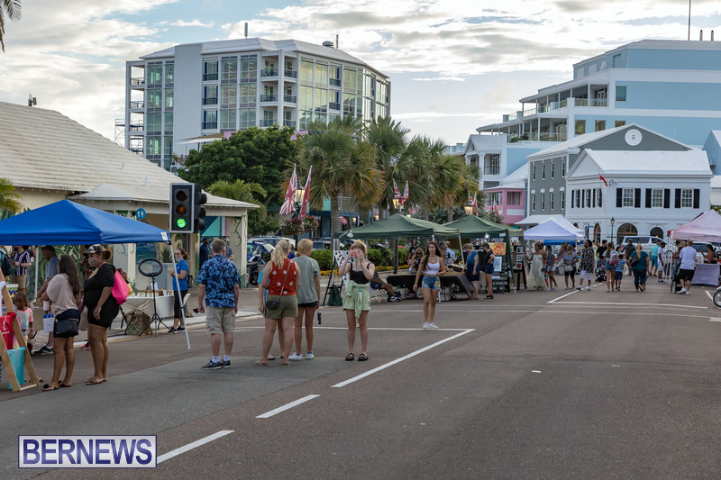 Harbour Nights On Front Street, August 4 2021 (5)