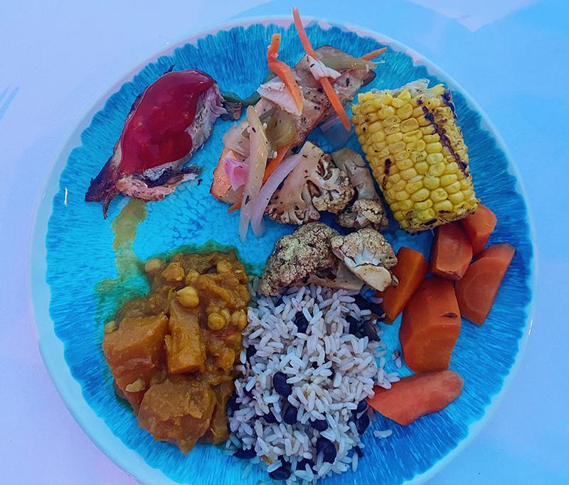 Island BBQ At Hamilton Princess Bermuda Aug 2021 1