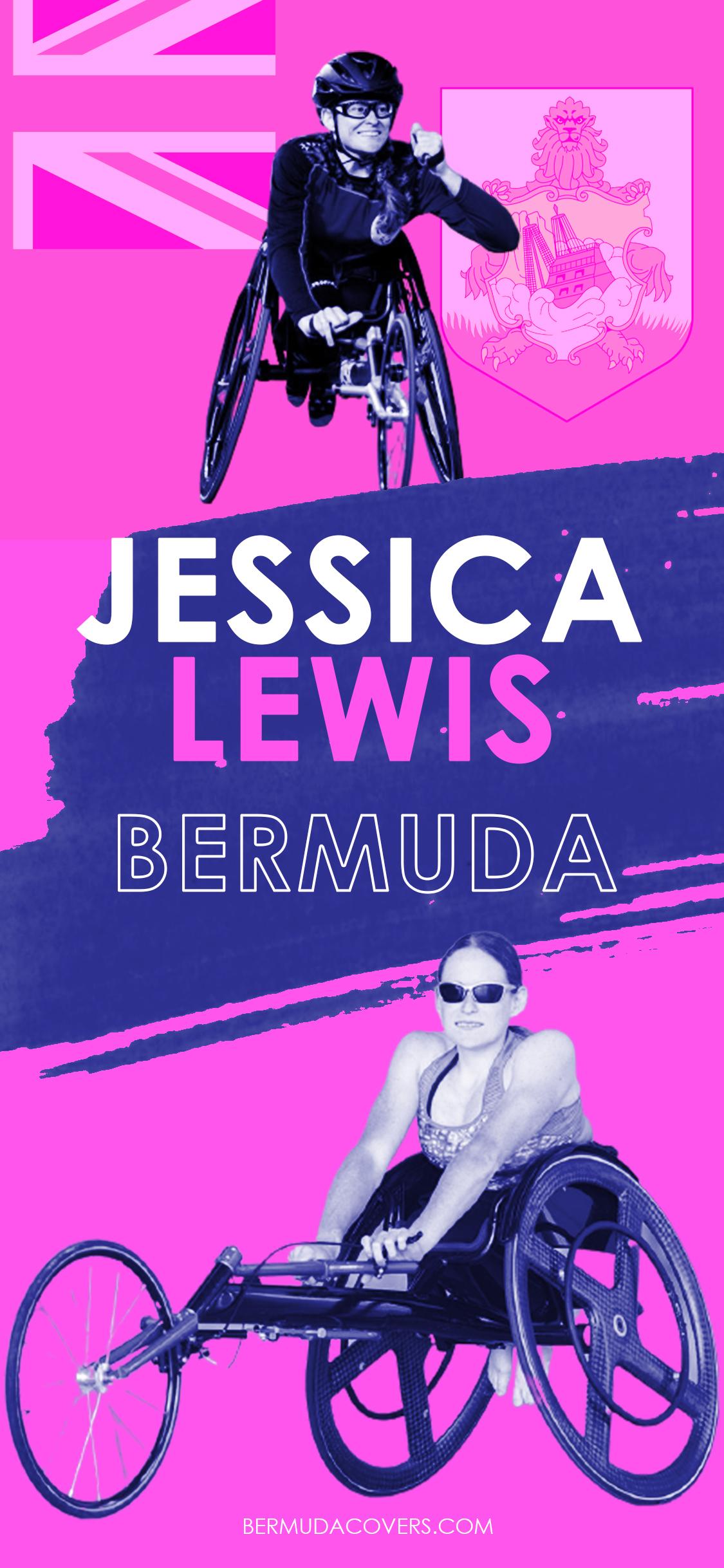 Jessica-Lewis-BBermuda Bernews Mobile Phone Wallpaper Lock Screen Design Image Photo