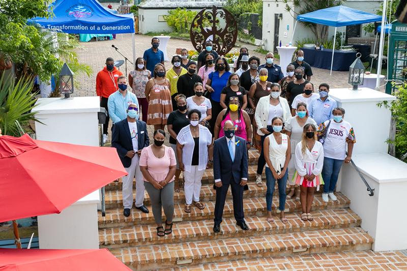 Mirrors Honours Volunteers & Service Partners Bermuda Aug 2021 1