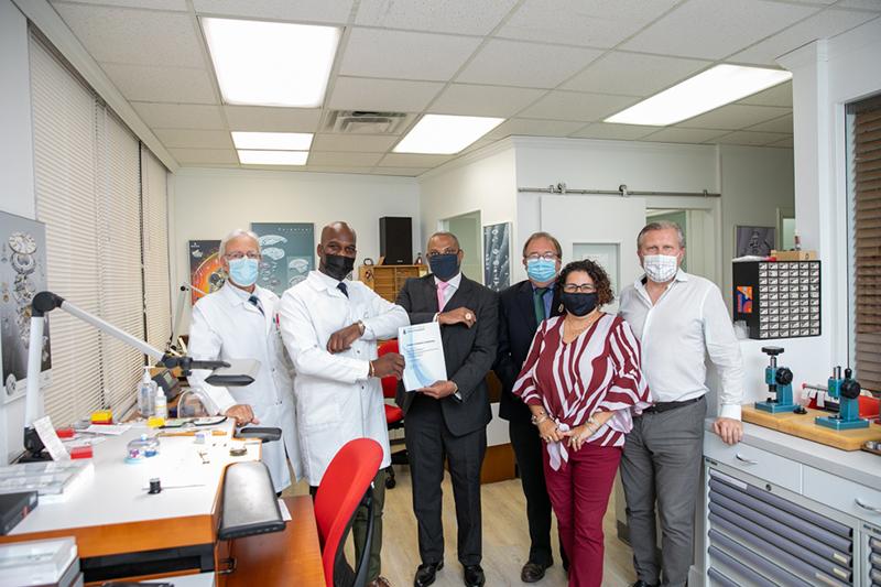 Phillip Anderson II Fully Certified Rolex WatchMaker Bermuda Aug 2021 2