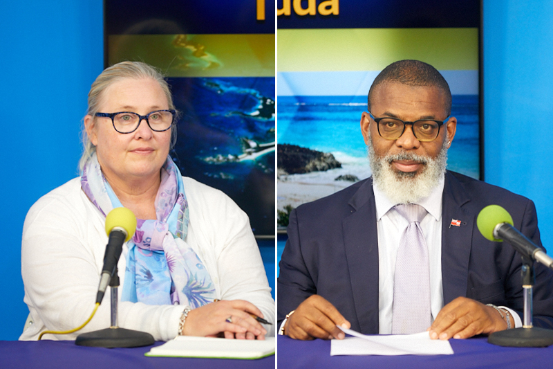 Solar Energy Press Conference Bermuda Aug 23 2021