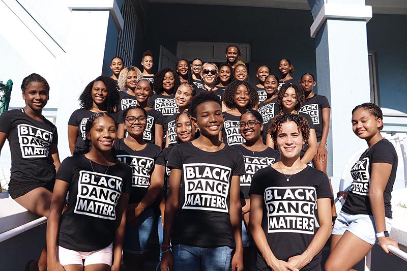 United Dance Productions Bermuda Aug 2021