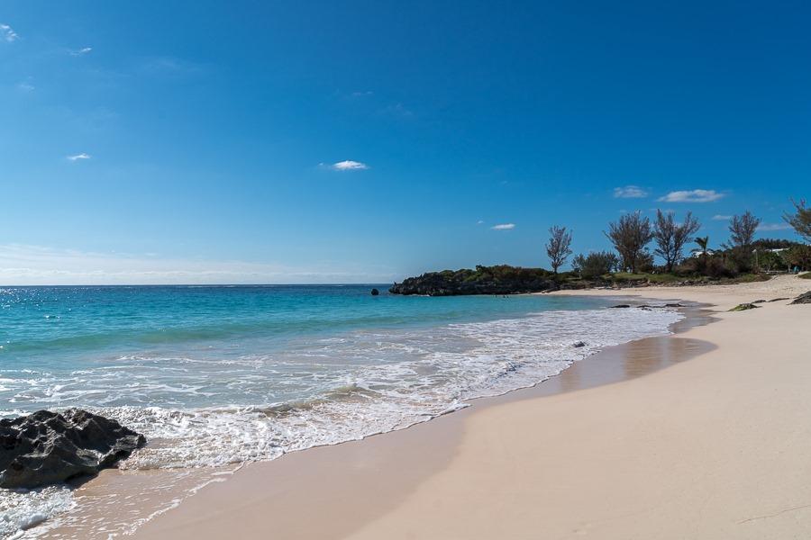733 - Beautiful day at John Smith Bay