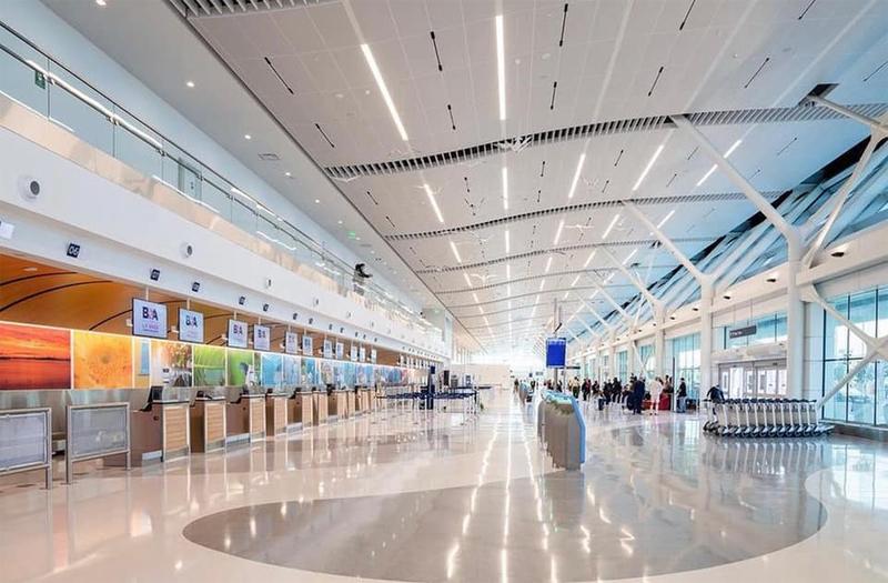 Airport Bermuda Sept 2021
