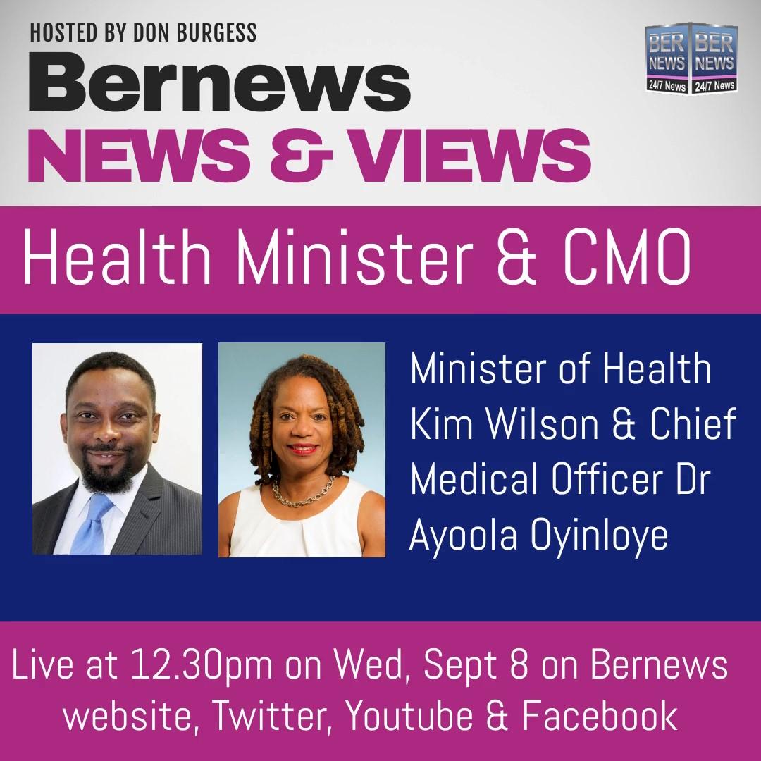 BNV Sept 8 2021 Health Minister CMO