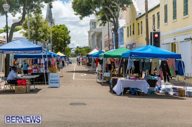 Bermuda Court Street vendors market Hamilton Bermuda Bernews September 5 2021 DF (120)