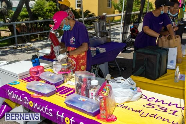 Bermuda Court Street vendors market Hamilton Bermuda Bernews September 5 2021 DF (4)