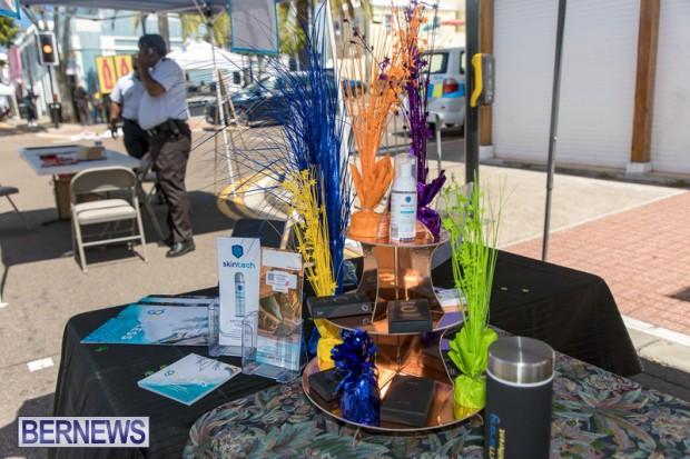 Bermuda Court Street vendors market Hamilton Bermuda Bernews September 5 2021 DF (41)