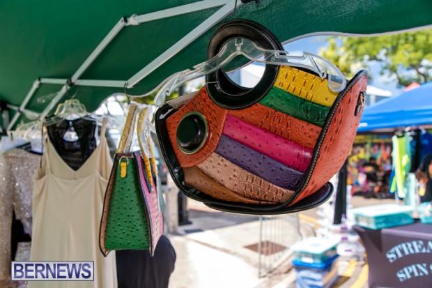 Bermuda Court Street vendors market Hamilton Bermuda Bernews September 5 2021 DF (47)