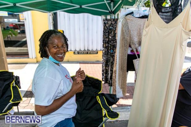 Bermuda Court Street vendors market Hamilton Bermuda Bernews September 5 2021 DF (48)