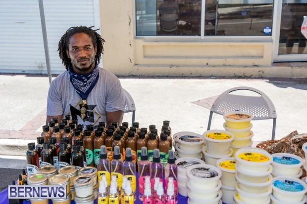 Bermuda Court Street vendors market Hamilton Bermuda Bernews September 5 2021 DF (54)