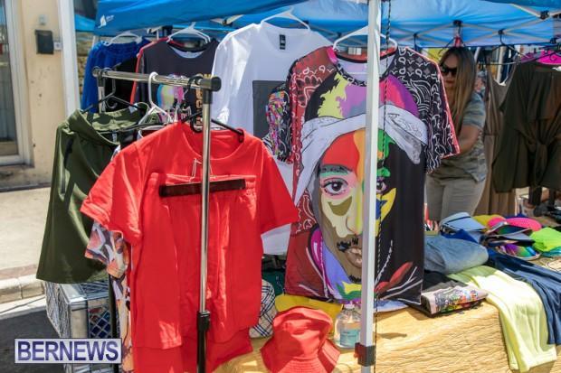 Bermuda Court Street vendors market Hamilton Bermuda Bernews September 5 2021 DF (56)