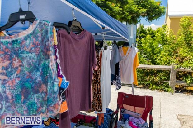 Bermuda Court Street vendors market Hamilton Bermuda Bernews September 5 2021 DF (7)