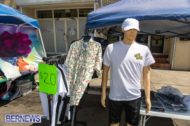 Bermuda Court Street vendors market Hamilton Bermuda Bernews September 5 2021 DF (79)