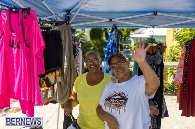Bermuda Court Street vendors market Hamilton Bermuda Bernews September 5 2021 DF (8)