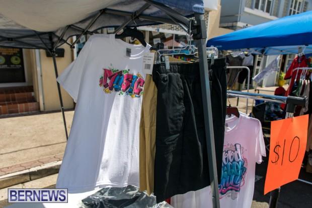 Bermuda Court Street vendors market Hamilton Bermuda Bernews September 5 2021 DF (80)