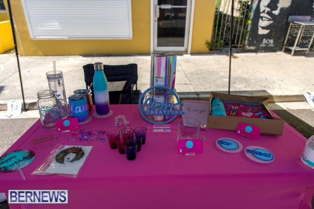Bermuda Court Street vendors market Hamilton Bermuda Bernews September 5 2021 DF (9)