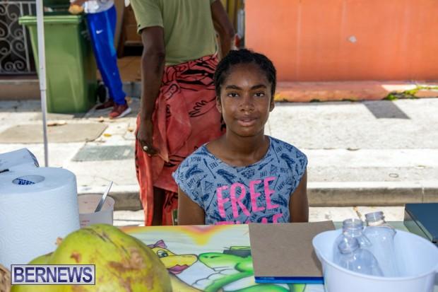 Bermuda Court Street vendors market Hamilton Bermuda Bernews September 5 2021 DF (92)