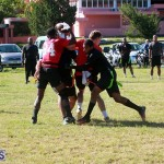 Bermuda Flag Football League Finals Sept 5 2021 17