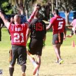 Bermuda Flag Football League Finals Sept 5 2021 8