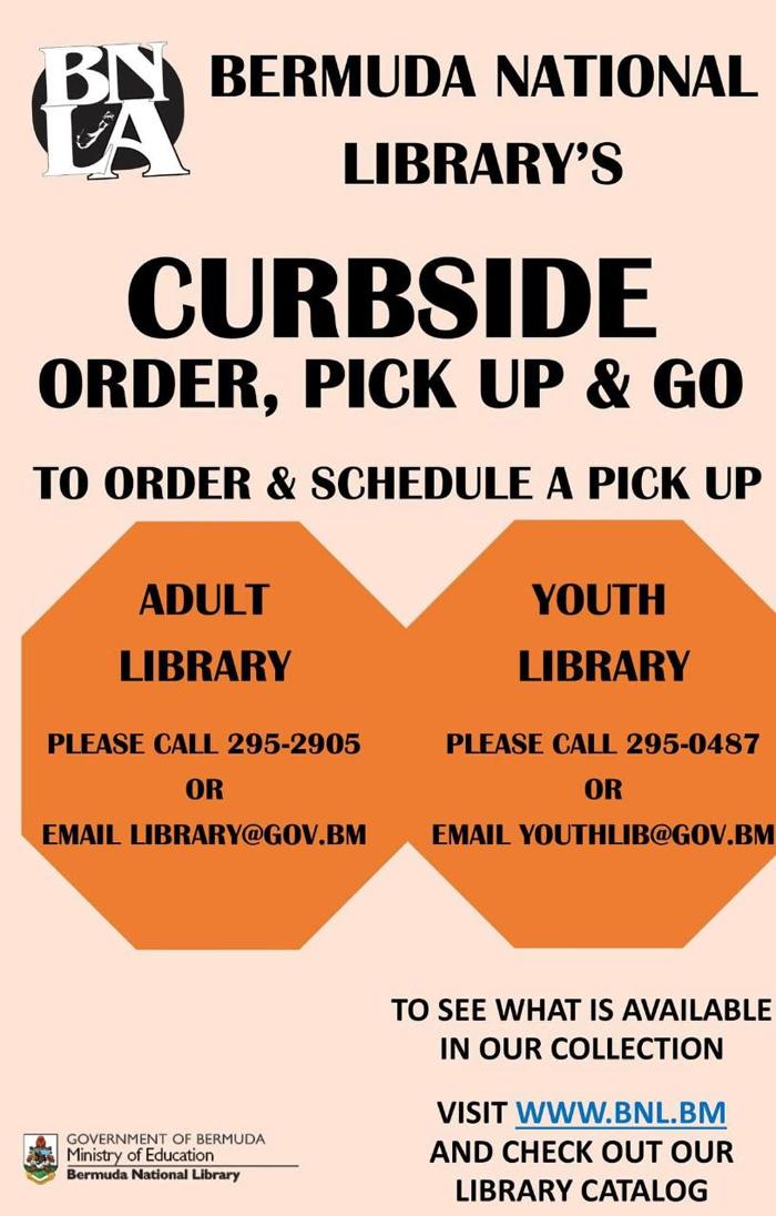 Bermuda National Library Sept 2021