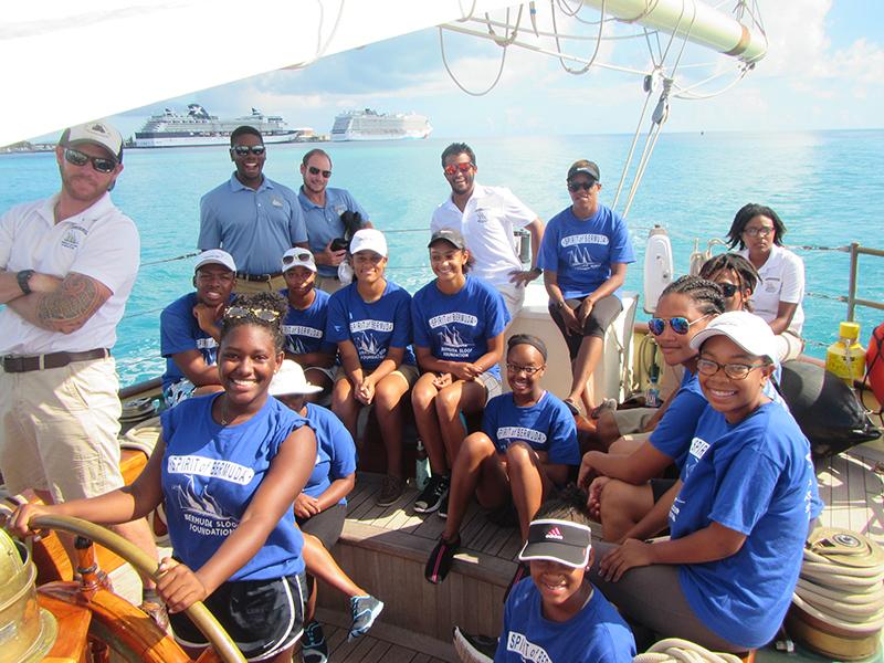 Bermuda Sloop Foundation Sept 2021 1
