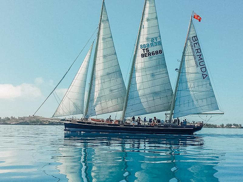 Bermuda Sloop Foundation Sept 2021