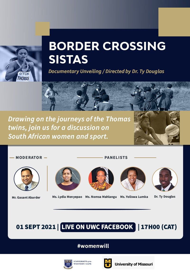 Border Crossing Sistahs Documentary Bermuda Aug 2021