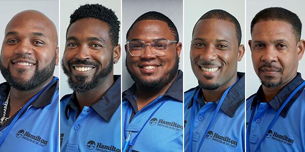 City Hires Five Parking Enforcement Officers Bermuda Sept 2021