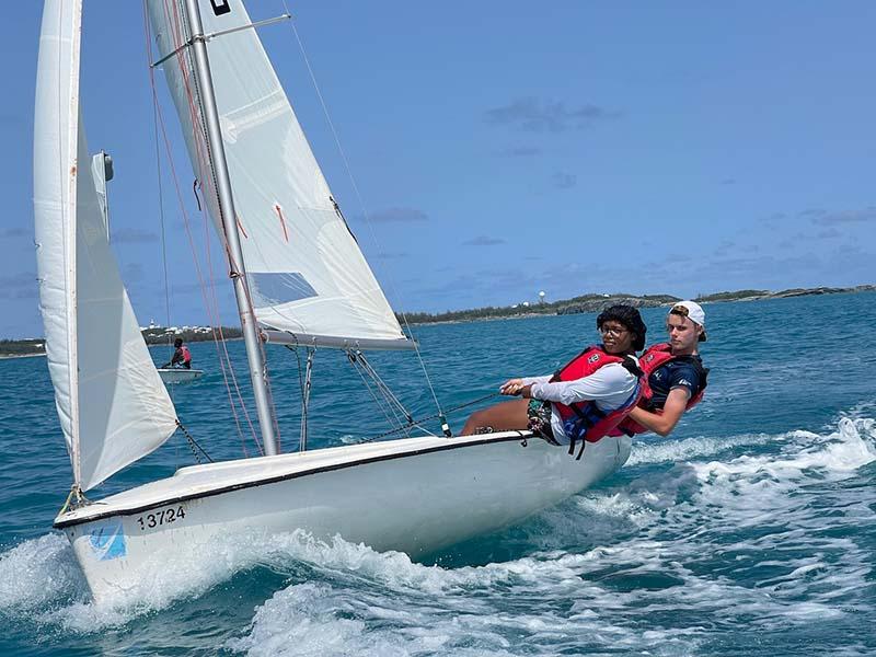DofE Adventurous Journey Bermuda Sept 2021 1