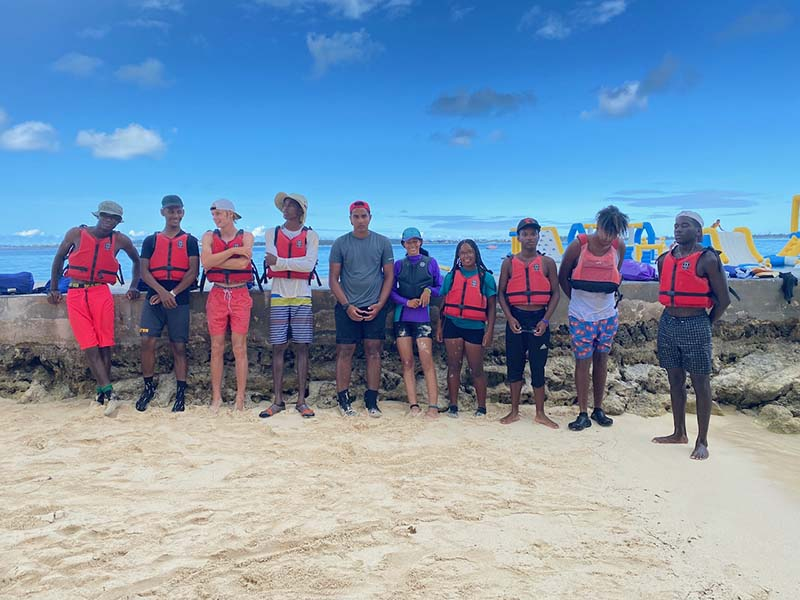 DofE Adventurous Journey Bermuda Sept 2021 2