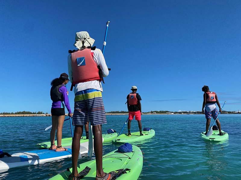 DofE Adventurous Journey Bermuda Sept 2021 3