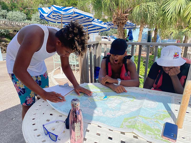 DofE Adventurous Journey Bermuda Sept 2021 5