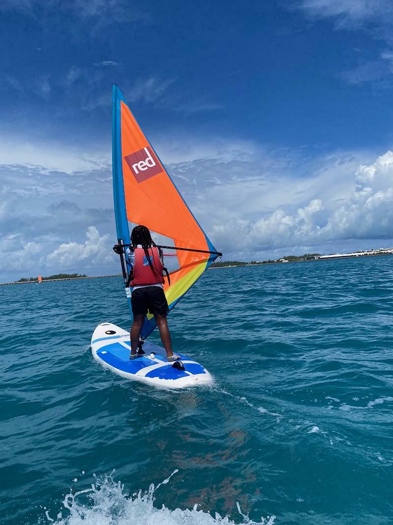 DofE Adventurous Journey Bermuda Sept 2021 6
