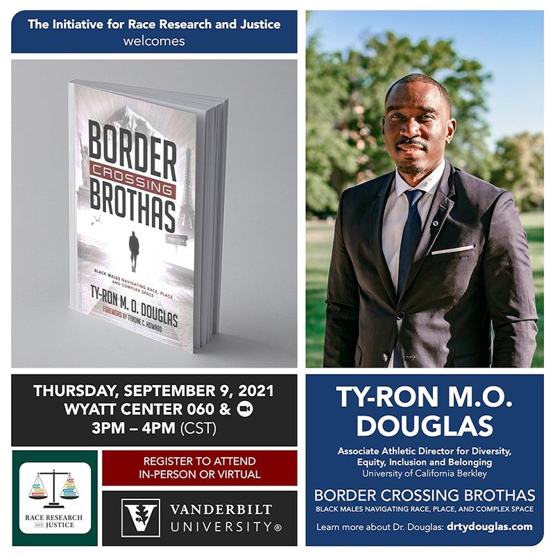 Dr Douglas Keynote At Vanderbilt University Sept 2021