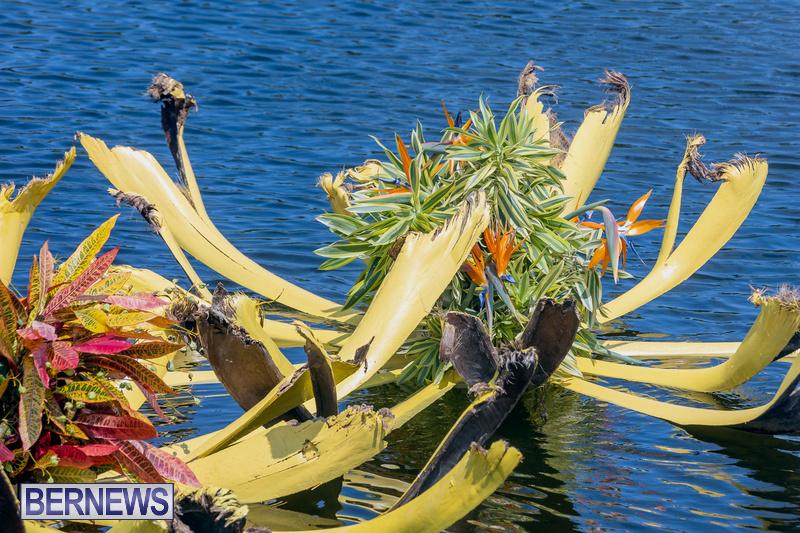 Eves Pond Bermuda sept 2021 flowers Garden Club  (15)